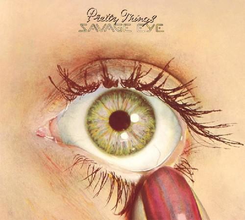 Pretty Things - Savage Eye & Live At Ultrasonic Studios 1975 (Ogv)