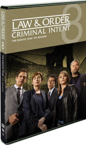 Law & Order - Criminal Intent: The Eighth Year