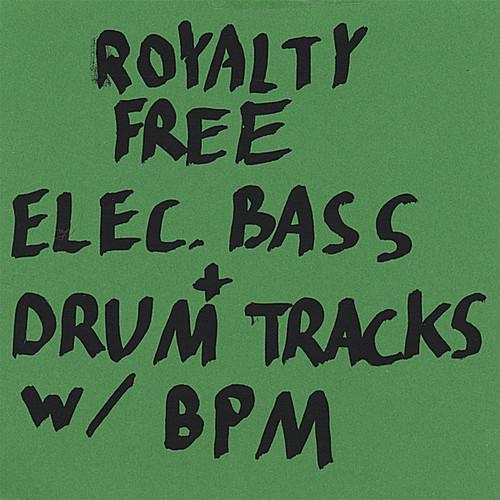 Royalty Free Bass Lines + Drum Beats W/ Bpm