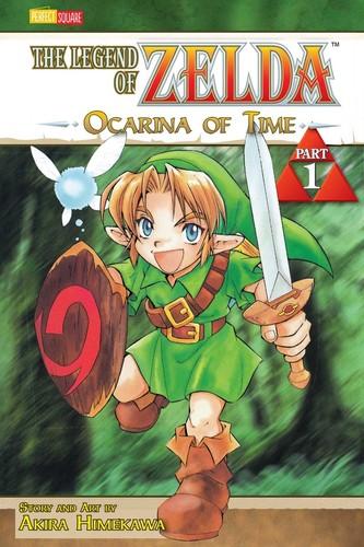 Akira Himekawa - The Legend of Zelda, Vol. 1: Ocarnia of Time, Part 1