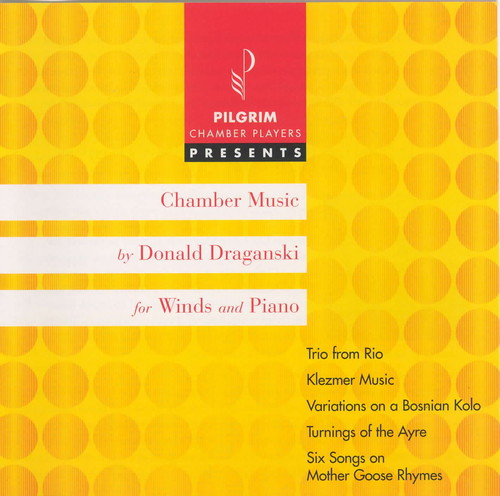 Chamber Music for Winds & Piano