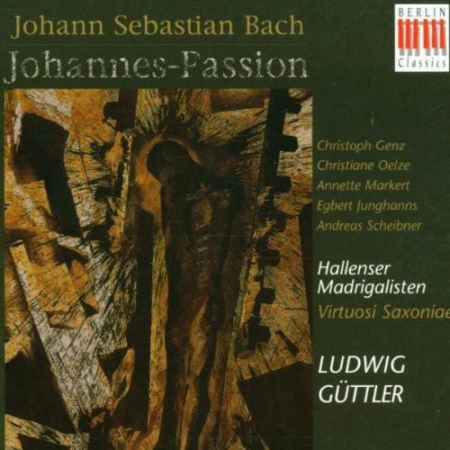 St John's Passion Oratorio in 2 Acts