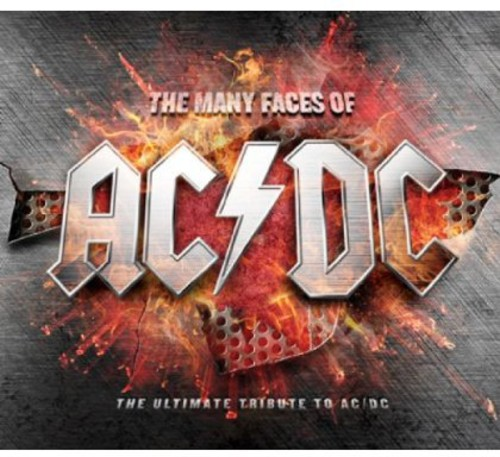 Many Faces of AC/ DC /  Various [Import]