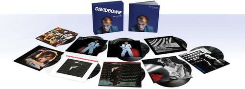 David Bowie - Who Can I Be Now? (1974 to 1976) [13LP Box Set]