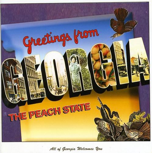 Greetings from Georgia /  Various