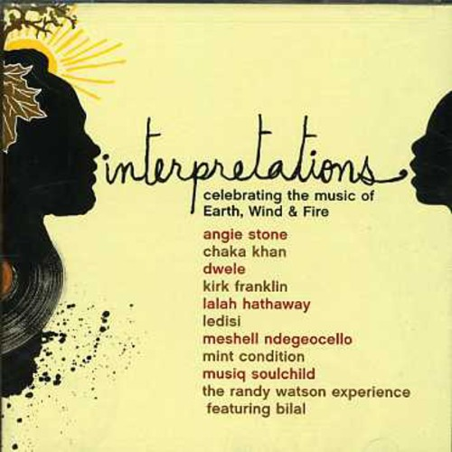 Earth, Wind & Fire - Interpretations: Celebrating The Music Of Earth, Wind and Fire