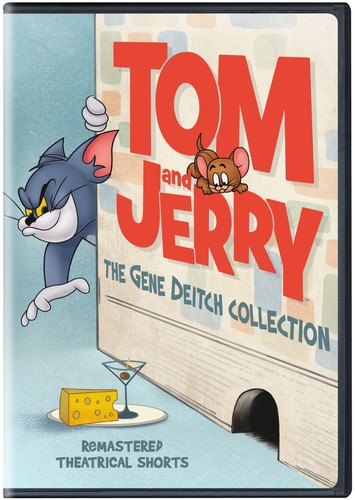 Tom and Jerry: The Gene Deitch Collection
