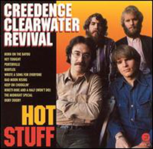 Creedence Clearwater Revival-Hot Stuff