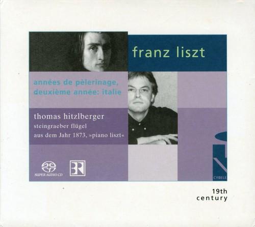 Liszt, F. : Annees de Pelerinage/ Deuxieme Annee/ &