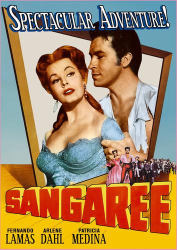 - Sangaree 3d (1953) / (3-D)