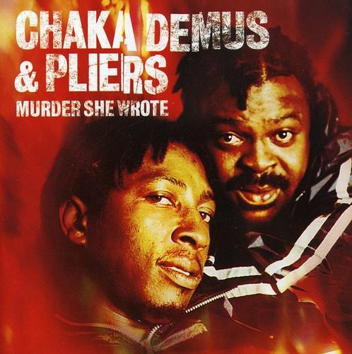 Chaka Demus & Pliers - Murder She Wrote [Import]