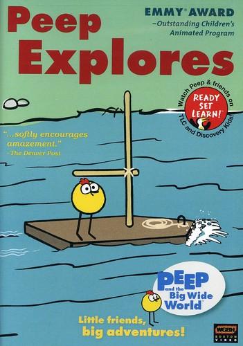 Peep and the Big Wide World: Peep Explores
