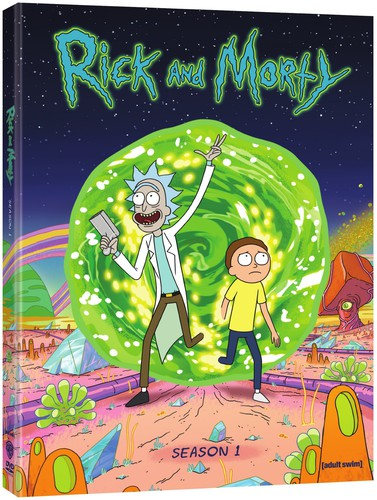 Rick & Morty: The Complete First Season