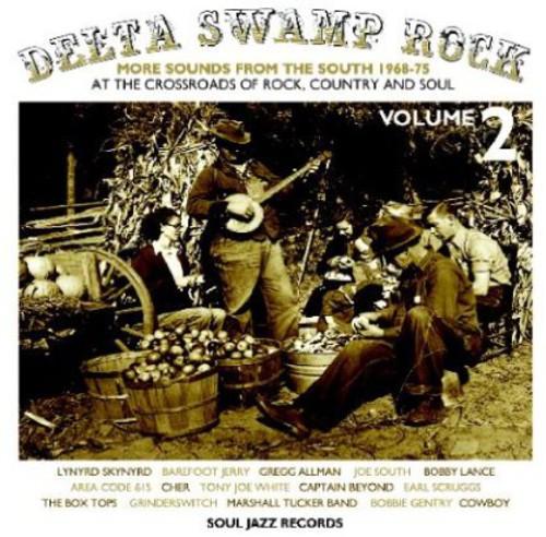 Delta Swamp Rock, Vol. 2