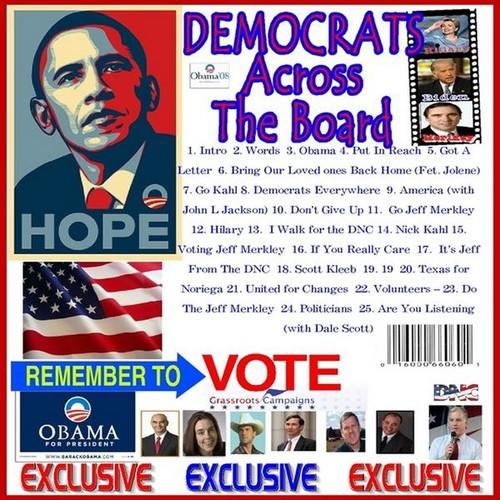 Democrats Across the Board