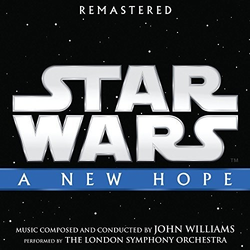 John Williams - Star Wars: A New Hope [Soundtrack]