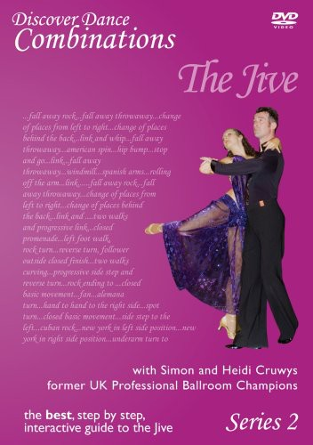 Discover Dance Combinations, The Jive Series 2