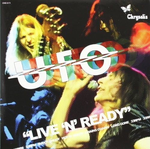 Live N Ready [Import]