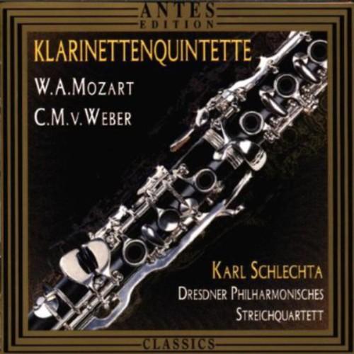 Clarinet QNT Op 34 /  Clarinet QNT KV 581