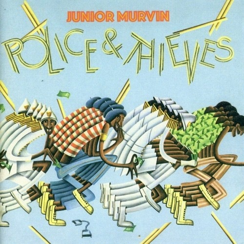 Junior Murvin - Police & Thieves [Colored Vinyl]