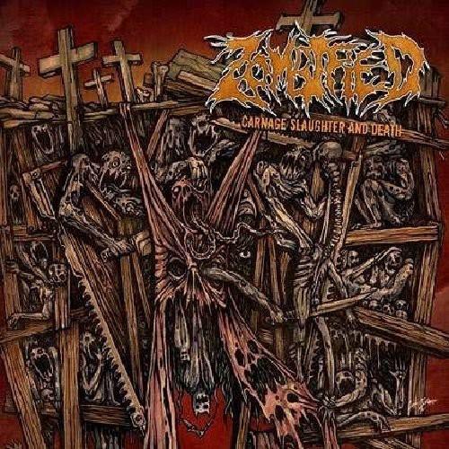 Carnage Slaughter & Death [Import]