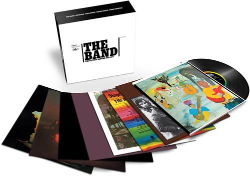 The Band - Capitol Albums 1968-1977 [Vinyl Box Set]