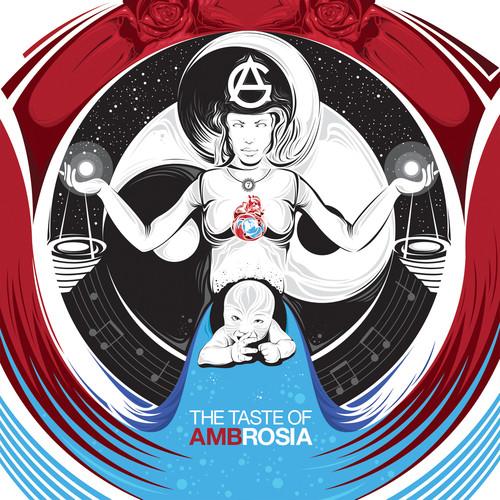 AG - Taste Of Ambrosia (Black Vinyl) (Blk)