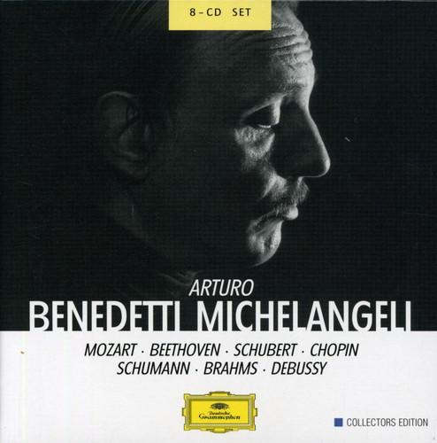 L'arte Di Arturo Benedetti Michelangeli