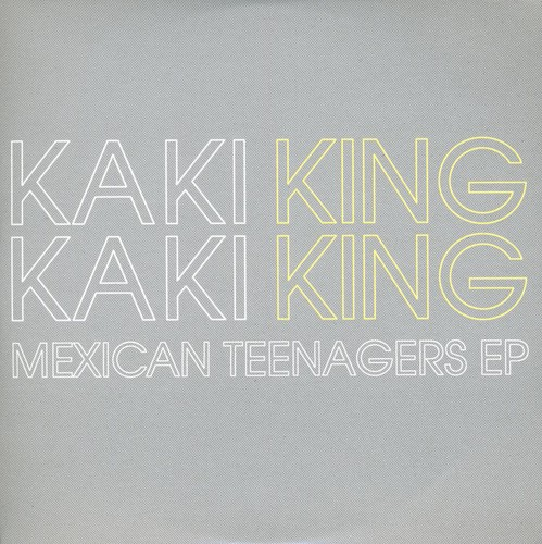 Kaki King - Mexican Teenager Ep [Import]