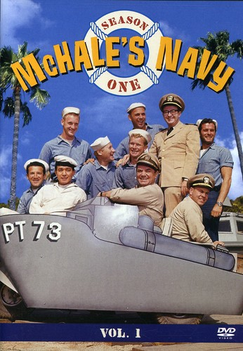 Mchale's Navy: Season One: Volume 1