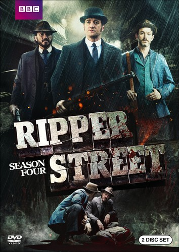 Ripper Street: Season Four