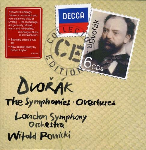 Symphonies Overtures
