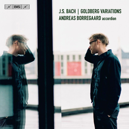 J Bach S / Andreas Borregaard - Goldberg Variations (W/Cd) (Hybr) (2pk)