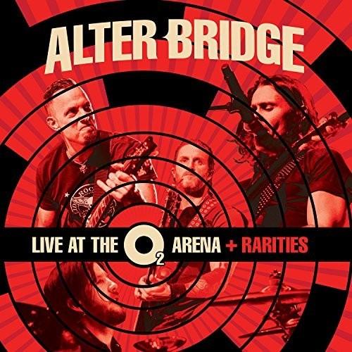Alter Bridge - Live At The O2 Arena + Rarities [Import]