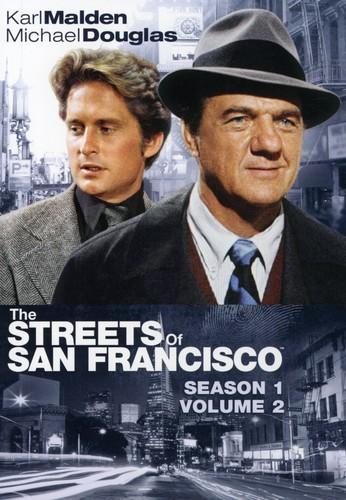 The Streets of San Francisco: Season 1 Volume 2