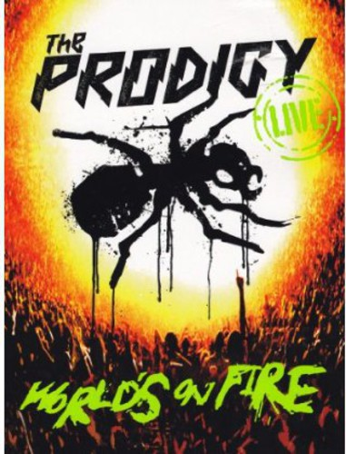 The Prodigy - Worlds On Fire [Import]