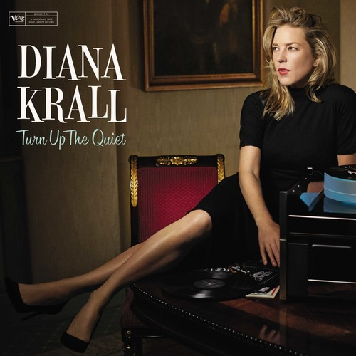 Diana Krall-Turn Up the Quiet