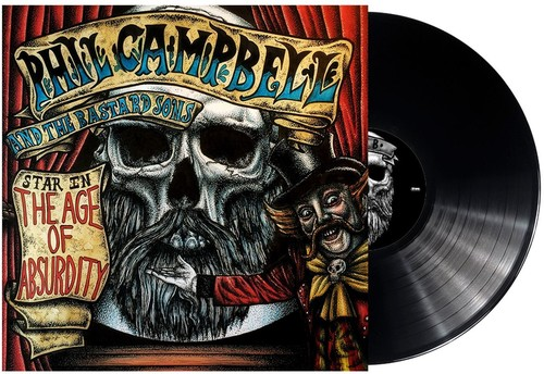 Phil Campbell - The Age Of Absurdity [Import LP]