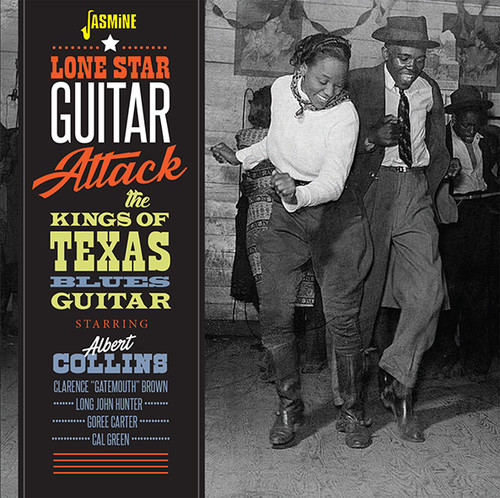 Various Artists - Lone Star Guitar Attack: Albert Collins & The Kings Of Texas Blues Guitar [Import]