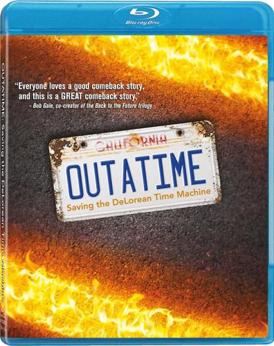 Outatime: Saving the DeLorean Time Machine