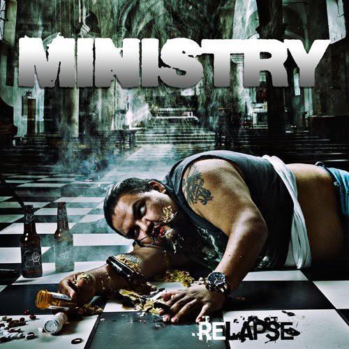 Ministry - Relapse (Bonus Tracks) (Jpn)