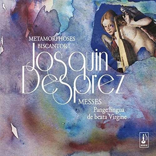 Josquin Desprez: Messes