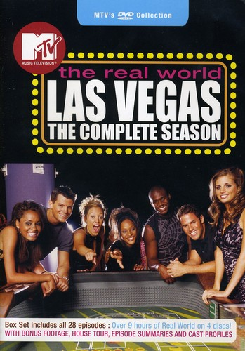 The Real World: Las Vegas: The Complete Season