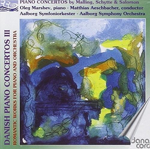 Danish Piano Concertos 3