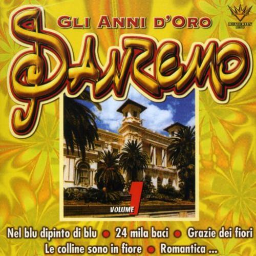 Festival Di San Remo: Gli Anni D'oro 1 /  Various [Import]