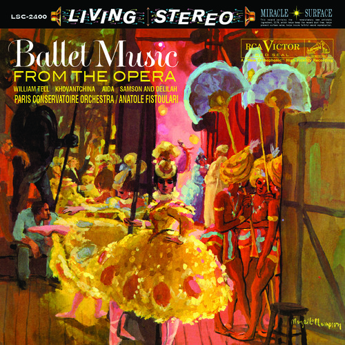 Ballet Music From The Opera