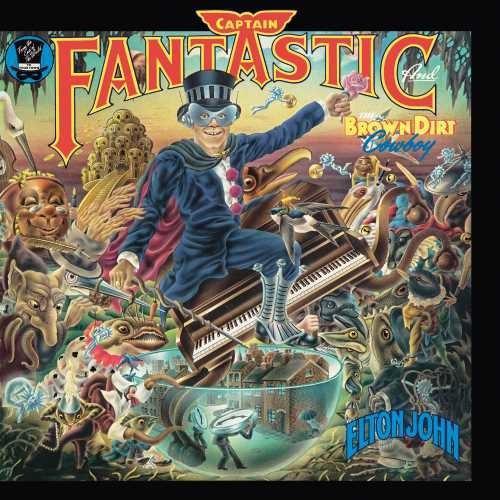 Elton John - Captain Fantastic And The Brown Dirt Cowboy [LP]
