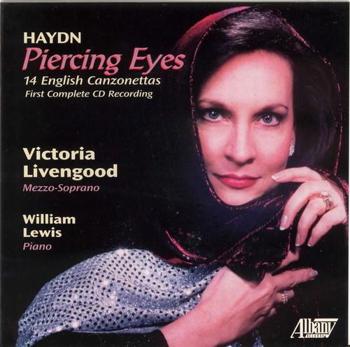 Victoria Livingood Sings Haydn: 14 Eng Canzonettas