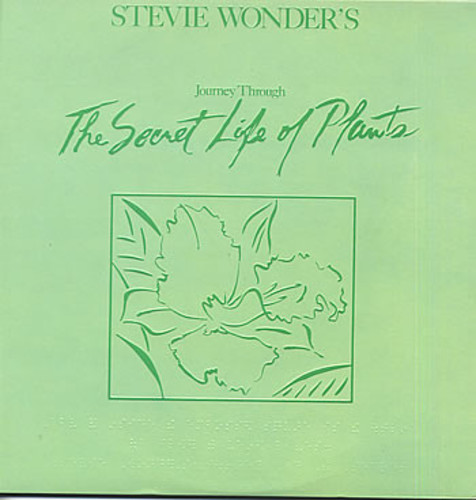 Stevie Wonder - Journey Through The Secret Life Of Plants [2LP]