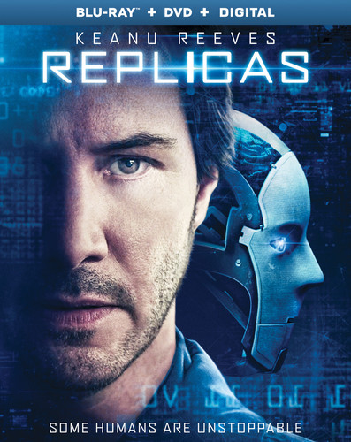 Replicas [Blu-ray/DVD]
